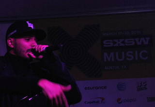 Álvaro Díaz – Ranked BEST Latin MC at SXSW 2015